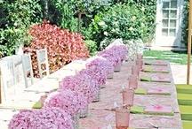 Garden Weddings / www.katherinecourtney.com