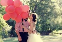 Balloon Weddings / www.katherinecourtney.com