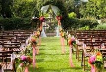 Outdoor Weddings / www.katherinecourtney.com