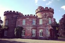 Castle Weddings / www.katherinecourtney.com