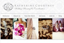 Who is Katherine Courtney? / Katherine Courtney is a bespoke wedding planning and co-ordination company based out of London, England.  Katherine Courtney combines the design and management expertise of Kate Griffiths and Courtney Love - two industry leaders who love everything weddings!   Take a peek at our website www.katherinecourtney.com to learn more about what makes us special.