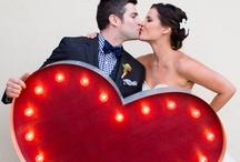 Valentines Weddings / www.katherinecourtney.com