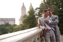 Gay Weddings / www.katherinecourtney.com