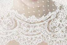 Lace Weddings / www.katherinecourtney.com