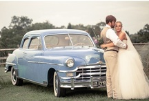 Vintage Weddings / www.katherinecourtney.com