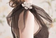 Chocolate Brown Weddings / www.katherinecourtney.com
