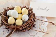Easter Weddings / www.katherinecourtney.com
