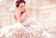 Nude Blush Weddings / www.katherinecourtney.com
