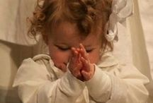 Let us pray...✞ / No matter what you call your God... pray for peace and love. / by Marilyn Clark