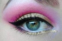 Pink and Gold Weddings / www.katherinecourtney.com