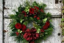 Christmas Weddings / www.katherinecourtney.com
