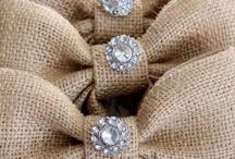 Burlap Weddings  / www.katherinecourtney.com