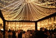 Fairy Lights Weddings / www.katherinecourtney.com