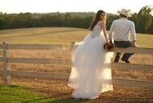 Farm Weddings / www.katherinecourtney.com