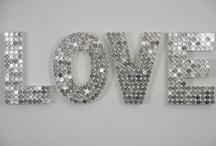 Silver Weddings / www.katherinecourtney.com