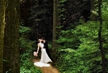 Woodland Weddings / www.katherinecourtney.com