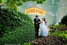 Carnival Weddings / www.katherinecourtney.com