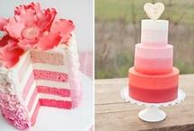 Ombré Weddings / www.katherinecourtney.com