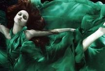 Emerald Green Weddings / www.katherinecourtney.com