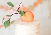 Peaches & Cream Weddings / www.katherinecourtney.com