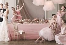 Ballerina Bride Weddings / www.katherinecourtney.com