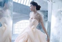 Fairy Tale Wedding Dresses / www.katherinecourtney.com