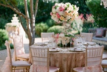 Outdoor Opulent Weddings  / www.katherinecourtney.com