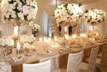 Luxurious Weddings / www.katherinecourtney.com