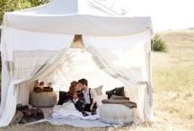 Glamping Weddings / www.katherinecourtney.com