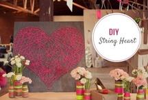 DIY Weddings / www.katherinecourtney.com