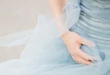 Dusty Blue Weddings / www.katherinecourtney.com