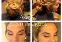 Special Hair & Make-up / Special events. Hair & Makeup