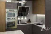 Kitchen / Кухня / Kitchen interior design Интериорен дизайн на кухня