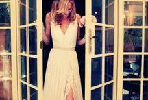 Robe de mariée / Inspiration robes de mariées