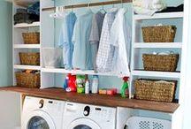 Laundry Room & Mudroom Inspiration