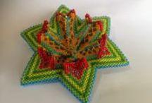 My beadwork / Zia Lola's beadwork