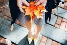 Fall Fashion / Fall and Winter Fashion and Style Inspiration