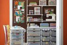 Organized life: Storage