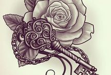 Tattoo ideas / Tattoos / by Debbie Dunton