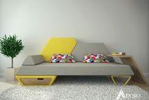 Product Design / Product design & Furniture design by Adoro Design Ltd.