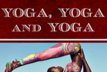 ❧ YOGA YOGA and more YOGA ❧