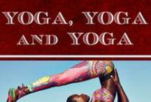 ❧ YOGA YOGA and more YOGA ❧