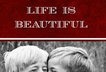 ❧ Life is Beautiful ❧ / ♥ ♥ ♥ Be happy for this moment. This moment is your life  ♥ ♥ ♥