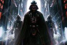 Star Wars / by Philip Coleman
