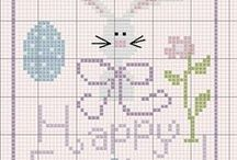 EASTER STITCHES