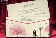 Davetiye / Hayalini Kurduğunuz Düğüne Davetiye Arıyorsanız.