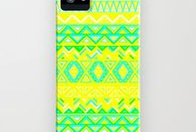 Phone cases / Phone cases  / by Rebekah Dyslin