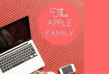 Apple Family / Chez Vente Du Diable, on est Apple addict ! iPhone, iMac, iPod, iPad,... retrouvez toute la famille Apple, les actualités et les immanquables de la marque à la pomme sur Vente Du Diable :)