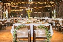 Wedding Decor & Ideas / Inspiration for a great wedding.