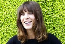 Brunettes PLUS / Brunette  styles from balayage to more dramatic dip dyes. / by Rachel Rox
